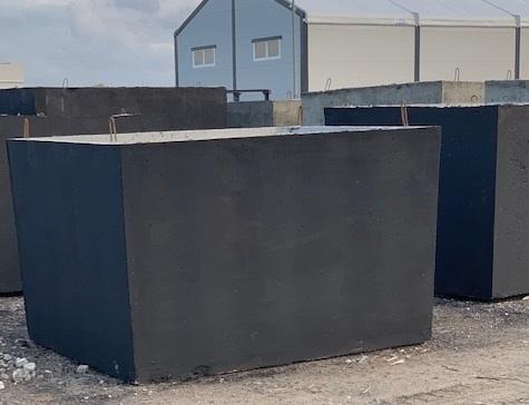 Nasze szamba betonowe