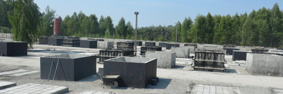 Dodatkowe Szamba betonowe – małopolska - Kraków, Wieliczka, Nowy Sącz IE89