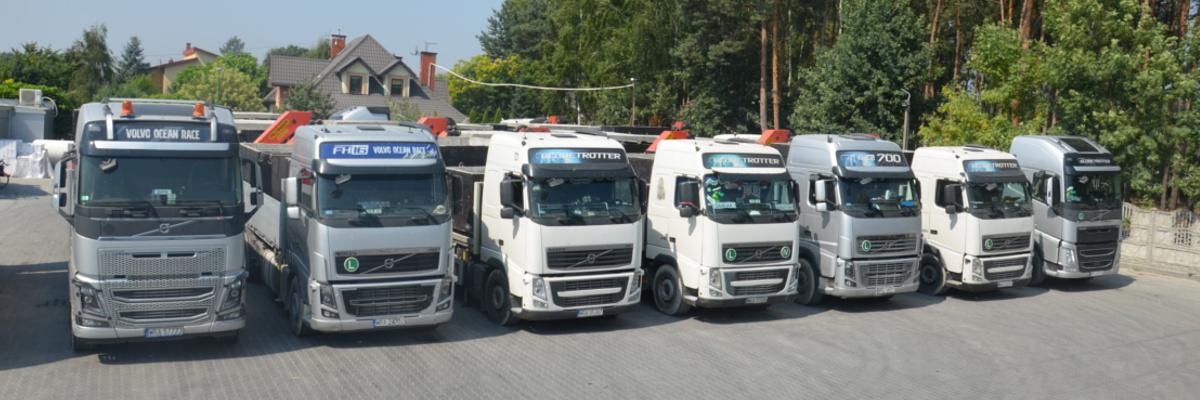 Flota aut transportowych